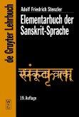 Elementarbuch der Sanskrit-Sprache (eBook, PDF)