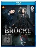 Die Brücke - Transit in den Tod: Staffel IV (2 Discs)