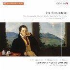 Die Einsiedelei-Werke Für Männerchor Vol.4
