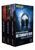 NINRAGON– Die Saga von Auric dem Schwarzen (Gesamtausgabe Band 1-3) (eBook, ePUB)