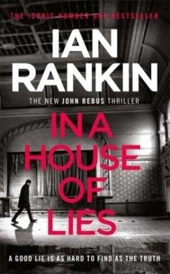 In a House of Lies - Rankin, Ian