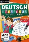Deutsch Pfiffikus - Grundschule 1.-4. Klasse (mit Vorschule)