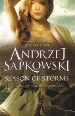 Season of Storms - Sapkowski, Andrzej