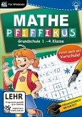 Mathe Pfiffikus - Grundschule 1.-4 Klasse (mit Vorschule)