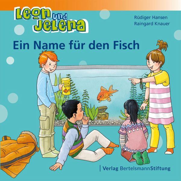 Leon und Jelena – Ein Name für den Fisch