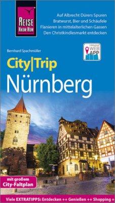 Reise Know-How CityTrip Nürnberg - Spachmüller, Bernhard