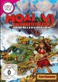 Purple Hills: Moai VI: Unerwartete Gäste - Sammleredition (Klick-Management-Spiel)