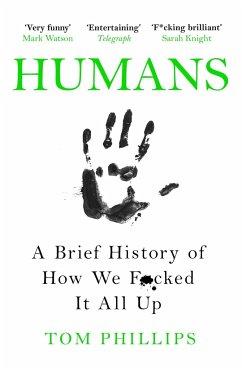 Humans - Phillips, Tom