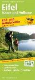 PUBLICPRESS Rad- und Wanderkarte Eifel - Maare und Vulkane