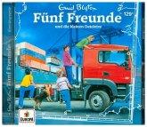 Fünf Freunde und die kleinen Detektive, 1 Audio-CD