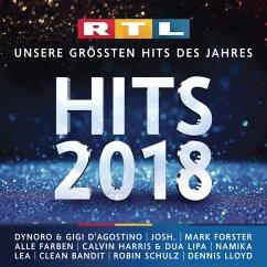RTL Hits 2018 - Diverse