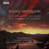Heaven Is Shy Of Earth/The Comedy Of Change