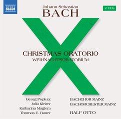 Weihnachtsoratorium - Poplutz/Kleiter/Otto/Bachorchester Mainz