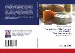 Properties of Milk Proteins Modified by Transgl...