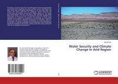 Water Security and Climate Change in Arid Region