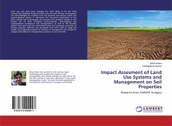 Impact Assesment of Land Use Systems and Manage...