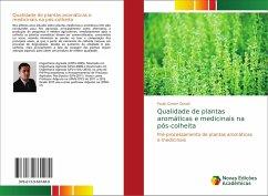 Qualidade de plantas aromáticas e medicinais na pós-colheita