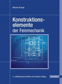 Konstruktionselemente der Feinmechanik (eBook, PDF)