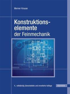 Konstruktionselemente der Feinmechanik (eBook, PDF) - Krause, Werner