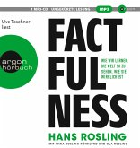 Factfulness, 1 MP3-CD