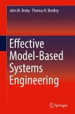 Effective Model-Based Systems Engineering (eBook, PDF)
