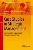 Case Studies in Strategic Management (eBook, PDF)