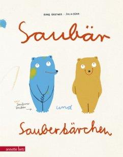Saubär und Sauberbärchen (Mängelexemplar)