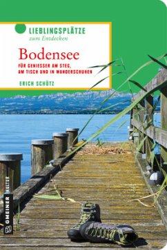 Bodensee (Mängelexemplar) - Schütz, Erich