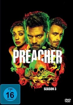 Preacher - Die komplette dritte Season DVD-Box