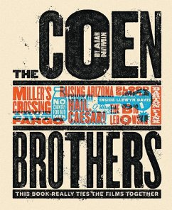The Coen Brothers (Text-Only Edition) (eBook, ePUB) - Nayman, Adam