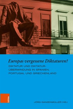 Europas vergessene Diktaturen? (eBook, PDF)