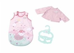 Zapf Creation 701867 - Baby Annabell Kleiner Schlafsack, 36cm