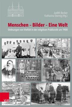 Menschen - Bilder - Eine Welt (eBook, PDF)