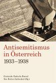 Antisemitismus in Österreich 1933-1938 (eBook, PDF)
