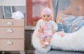 Zapf Baby Annabell® Sweet Dreams Mia so Soft
