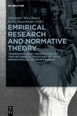 Empirical Research and Normative Theory