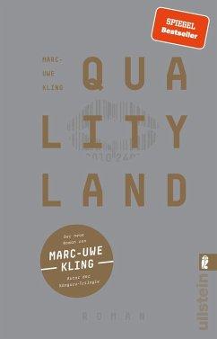 QualityLand Bd.1 - Kling, Marc-Uwe