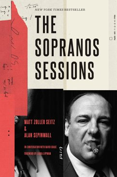 The Sopranos Sessions - Seitz, Matt Zoller; Sepinwall, Alan