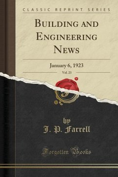 Building and Engineering News, Vol. 23