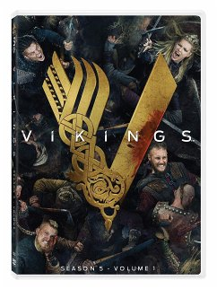 Vikings - Season 5 - Volume 1 DVD-Box - Keine Informationen
