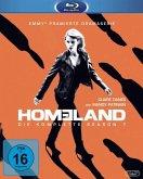 Homeland - Season 7 BLU-RAY Box