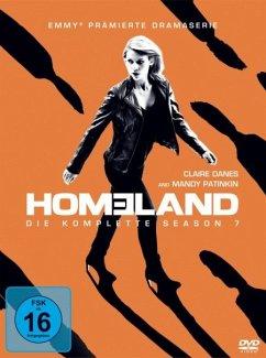 Homeland - Staffel 7 DVD-Box