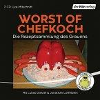 Worst of Chefkoch, 2 Audio-CDs