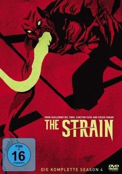The Strain - Staffel 4 / Ephraim Goodweather Trilogie (DVD)