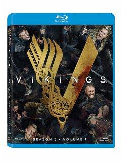 Vikings - Season 5 - Volume 1 BLU-RAY Box - Keine Informationen