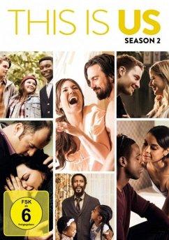 This Is Us - Season 2 DVD-Box
