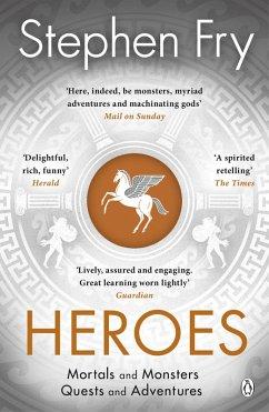 Heroes (eBook, ePUB) - Fry, Stephen