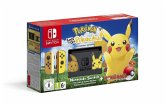 Nintendo Switch Pokémon: Let's Go, Pikachu! Bundle (Nintendo Switch)