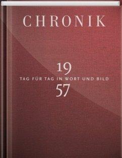 Chronik 1957 (Mängelexemplar)