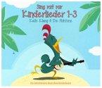 Sing mit mir Kinderlieder Vol.1-3, 3 Audio-CD